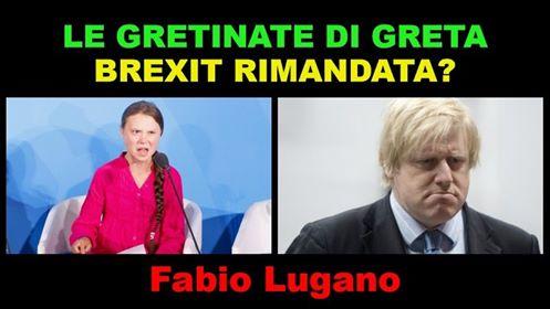Intervista a Fabio Lugano: l'ambientalismo di Greta e Brexit