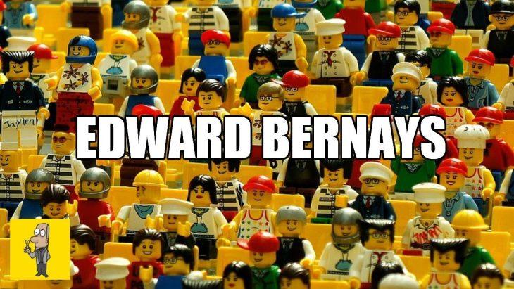Edward Bernays: Propaganda, la fabbrica del consenso.