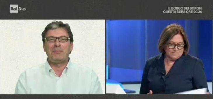 Giancarlo Giorgetti e la congiura contro la Lega (Video)