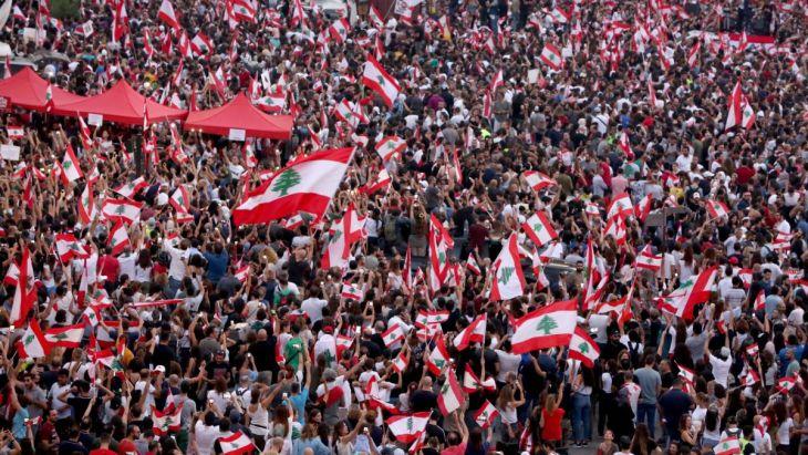 COME IL SISTEMA BANCARIO PUO' ESSERE USATO DAL GOVERNO PER REPRIMERE IL POPOLO. Il caso Libano