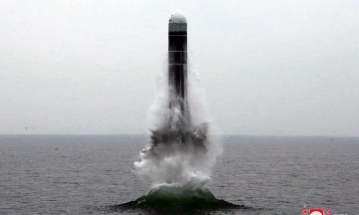Nuovo round di colloqui USA Nord Corea, dopo il lancio coreano del PRIMO MISSILE PER SOTTOMARINI