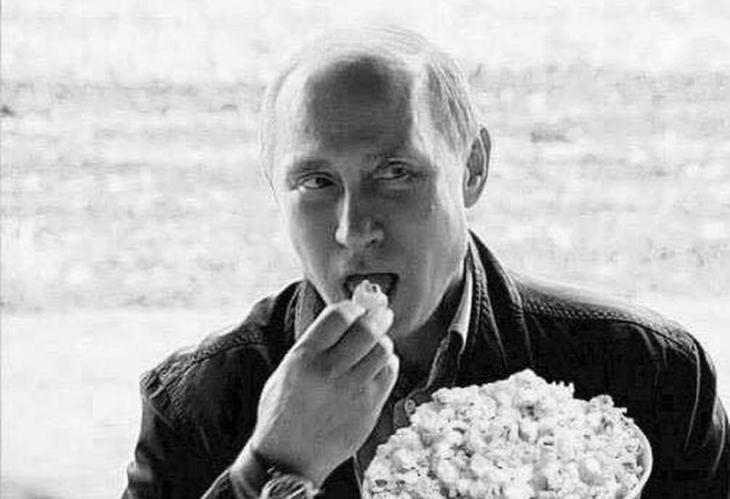 MACRON E LA GERMANIA SPACCANO LA NATO. L'ITALIA DEVE DECIDERE… e Putin mangia i popcorn