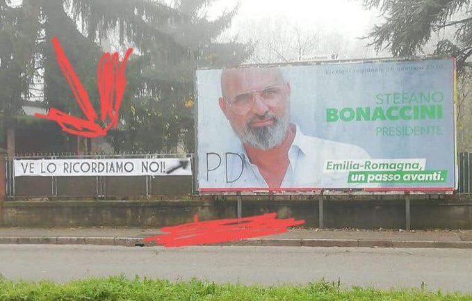IL CANDIDATO…MIMETICO: Bonaccini in Emilia Romagna