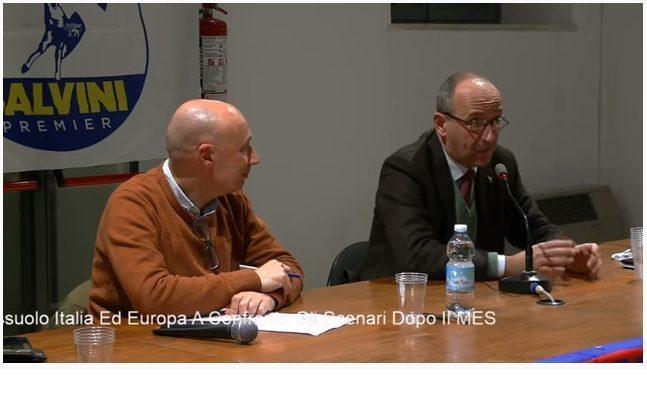 BAGNAI FINO IN FONDO: lunga conferenza a Sassuolo