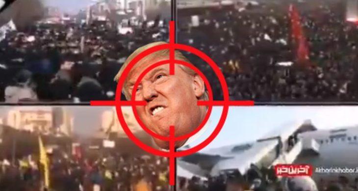 WANTED: l'Iran mette una taglia da 80 milioni sulla testa di Trump