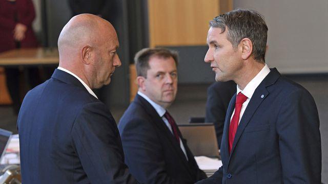 GERMANIA: SALTA IN TURINGIA IL CORDONE SANITARIO ANTI AFD. Eletto liberale con i voti di CDU e AfD
