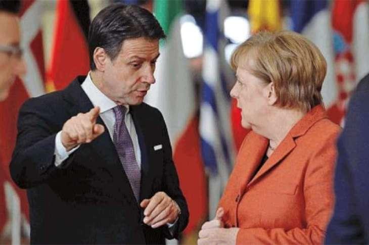 PERCHE' I TEDESCHI NON ACCETTERANNO MAI I CORONABOND (spoiler, e la Merkel c'è rimasta male che Conte non lo capisca)