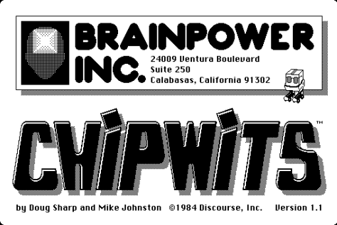 BrainPower ChipWits