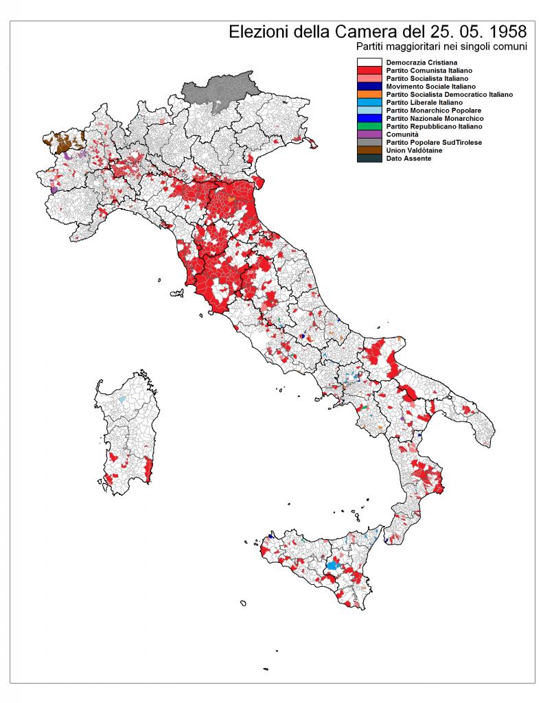 Elezioni_Camera_1958_Comuni