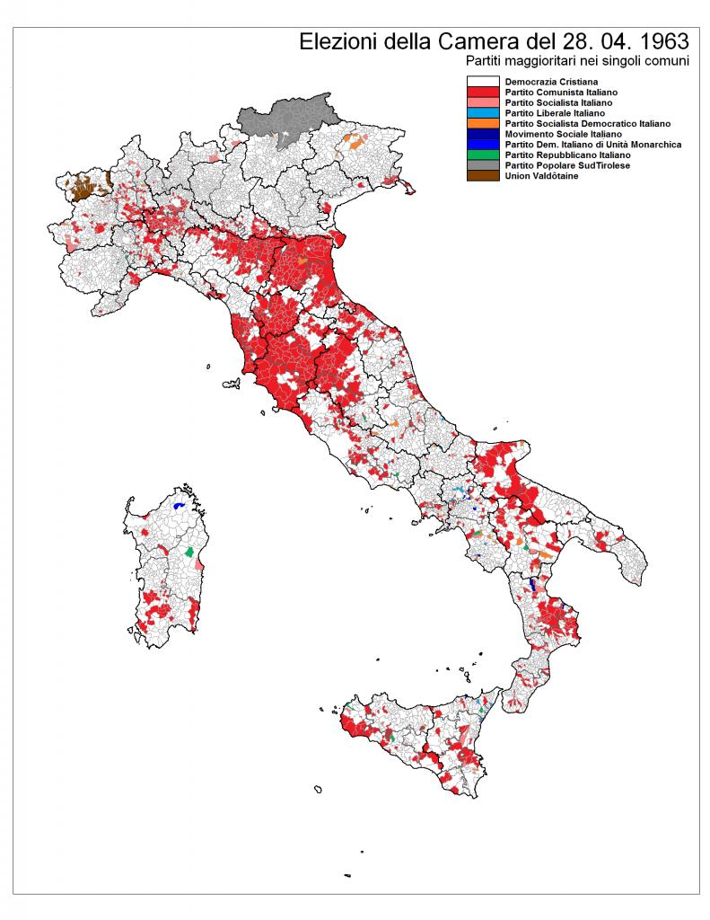 Elezioni_Camera_1963_Comuni