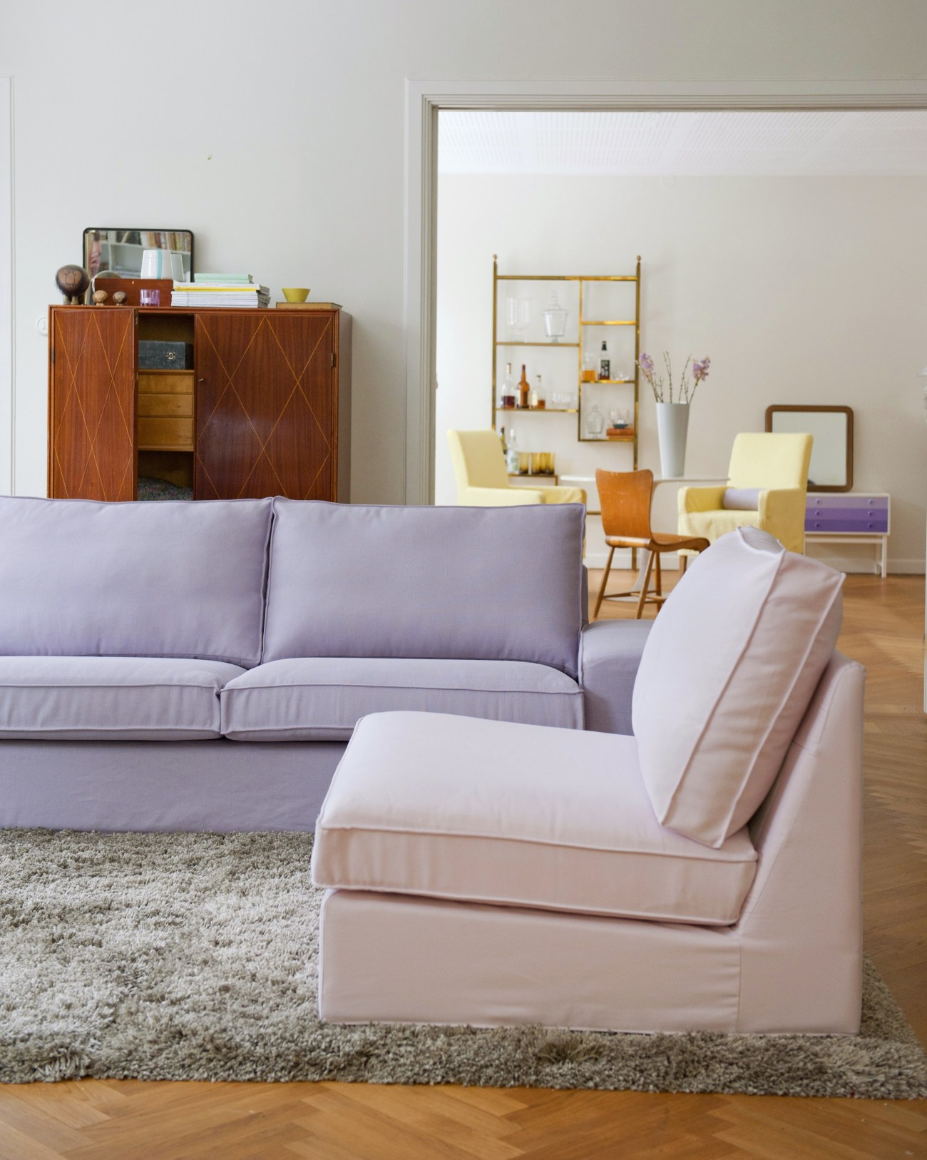 recycle sofa and add character
