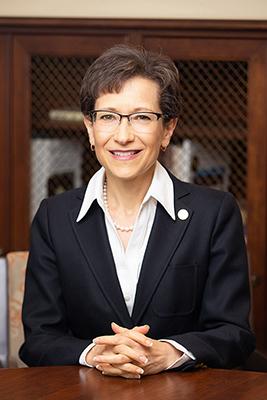 President Denise Battles Portrait Fall 2018