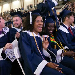 Video: Commencement 2018