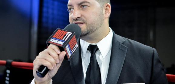 Photo Gallery: Sports Announcer Mark Fratto '99