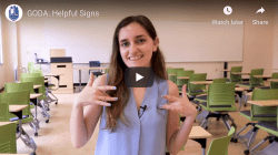 Video: Learn Helpful American Sign Language Words