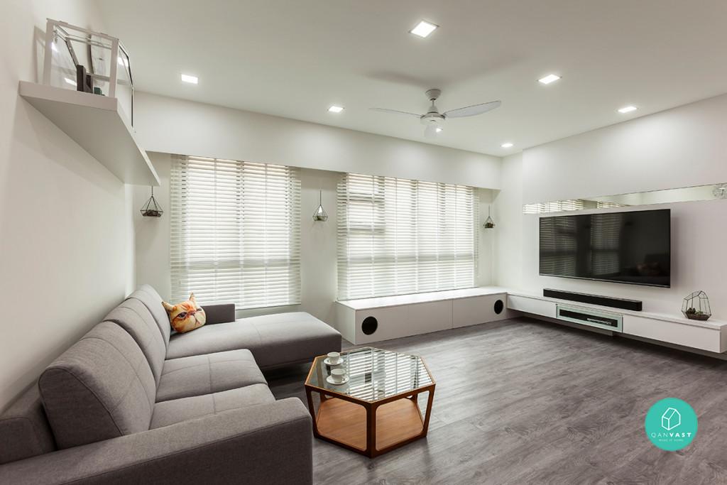 Popular Home Interior Design Themes In Singapore Scenesg