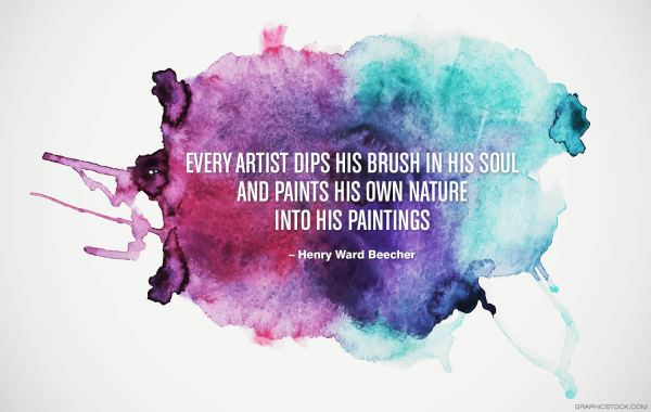 Inspirational Quotes About Art and Artists