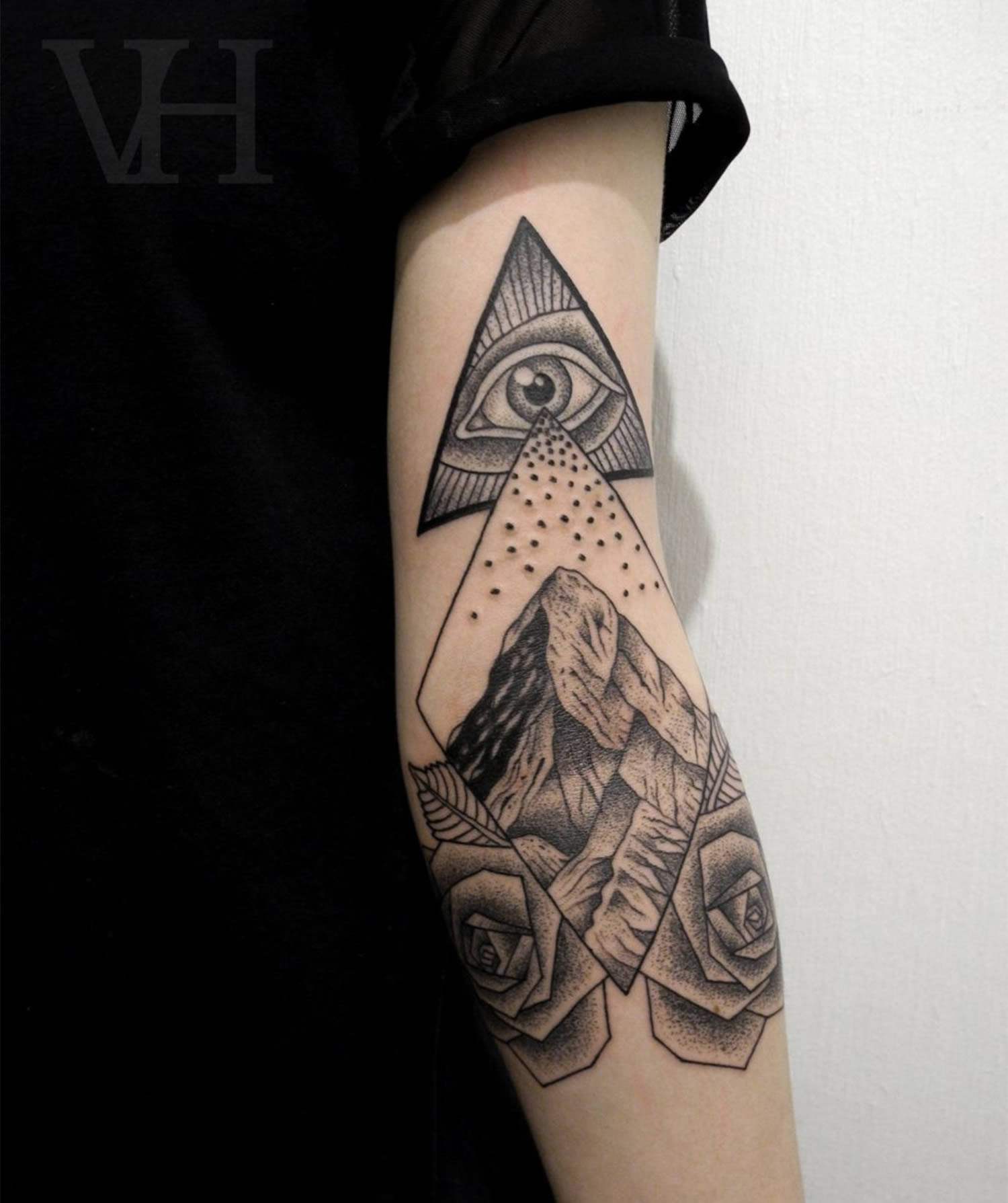 Illuminati Tattoos Meaning