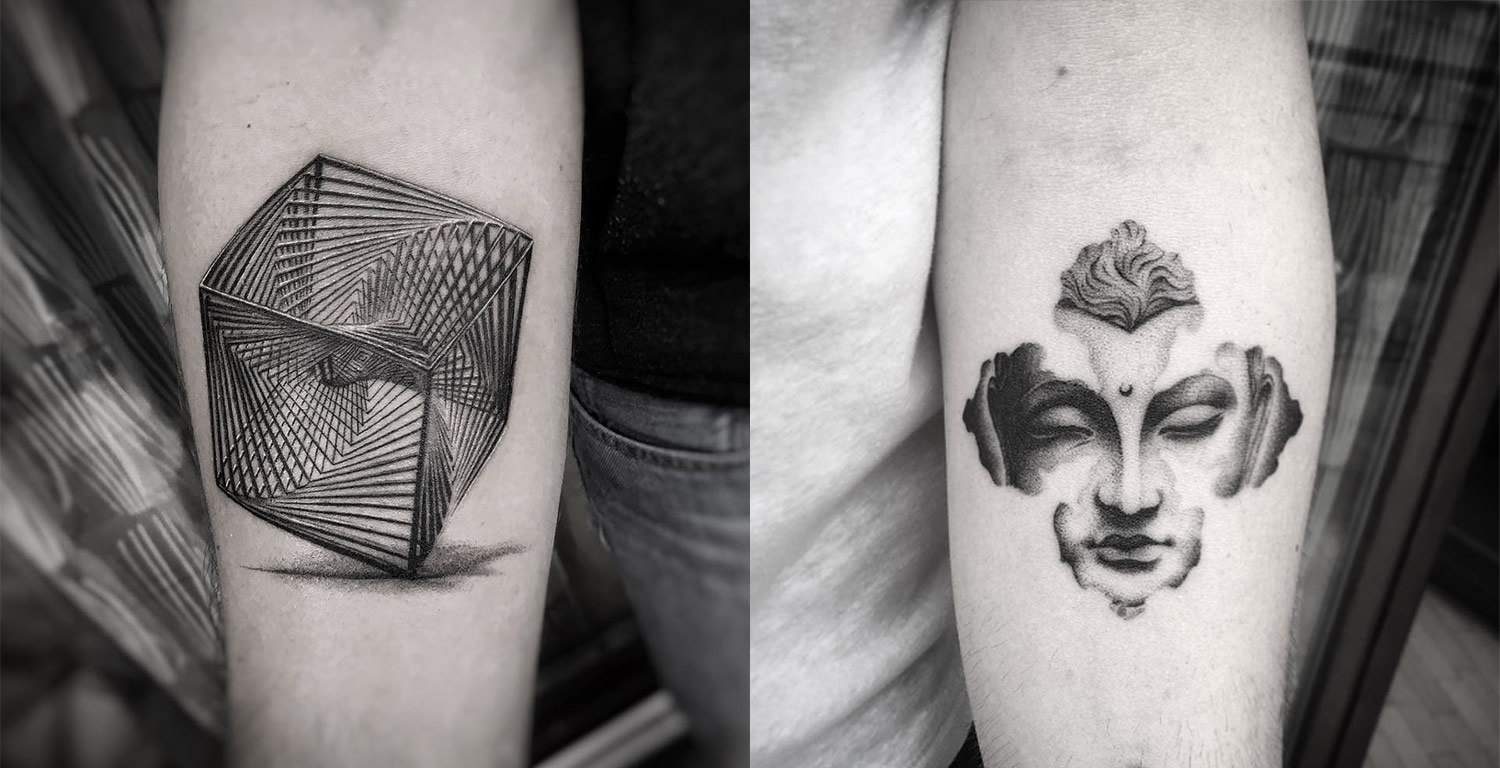 Surreal Tattoo Art