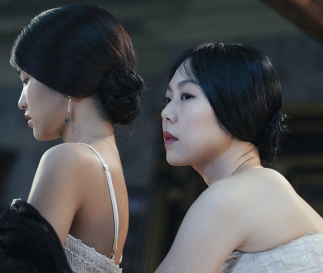 Dark Korean Erotic Films The Handmaiden Two Women