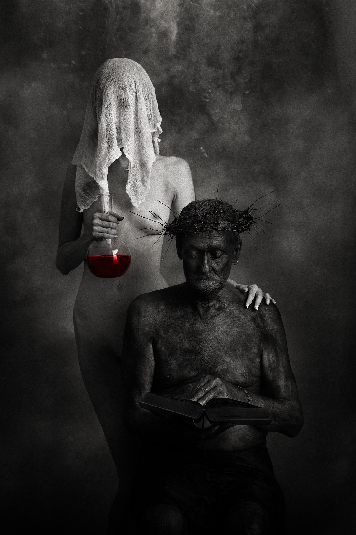 Exploring the Unconscious Dark Photos by Peter Zelei  Scene360