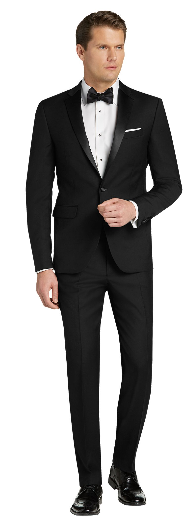 What Shoes To Wear With Tuxedo Pants