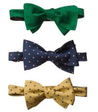 Vintage Style 1920s Mens Ties and Bow Ties