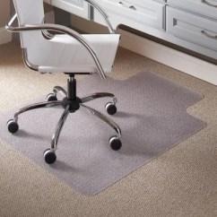 Desk Chair Mat For Carpet And Table Office Mats Sam S Club Es Robbins 36 X 48 Task Series Anchorbar Lip
