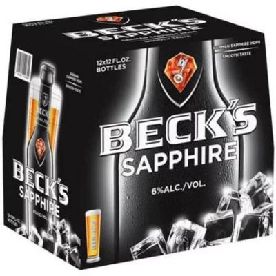 Beck39s Sapphire Beer 12 fl oz bottle 12 pk Sam39s Club