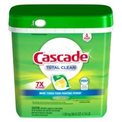 Sams Club Chairs Teal Parsons Chair Cascade Total Clean Gel Dishwasher Detergent Pacs, Fresh Scent (105 Ct.) - Sam's