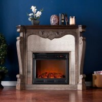 Salerno Electric Fireplace - Sam's Club