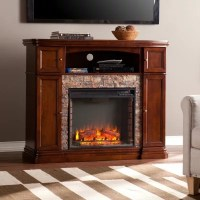 Burlington Electric Fireplace Media Console - Sam's Club