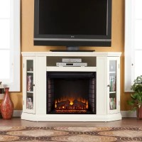 Windsor Electric Fireplace Media Console - Sam's Club
