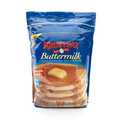 Krusteaz Buttermilk Pancake Mix 10 lb  Sams Club