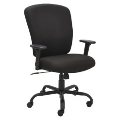Big And Tall Office Chairs Chair For Autistic Child Sam S Club Alera Mota Series Black