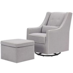 Cheap Glider Chair Hanging Indoor Chairs Gliders Rockers Sam S Club Davinci Owen Swivel And Storage Ottoman Choose Your Color