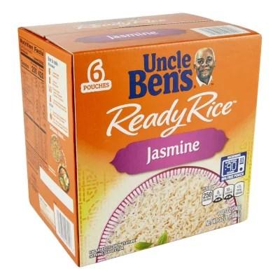 uncle ben s jasmine ready rice 8 5 oz 6 pk