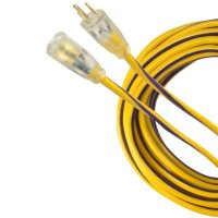 TRADESMAN Contractor-Grade 50-ft. Extension Cord with Cord ...