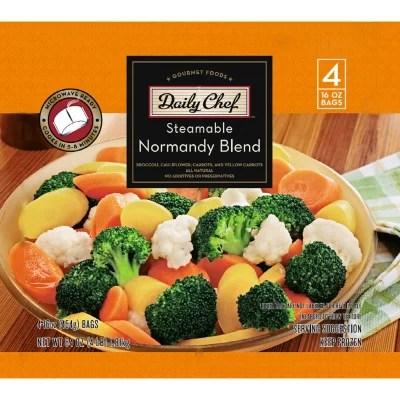 sams club chairs fairfield chair company reviews daily chef normandy blend vegetables (16 oz. bag, 4 ct.) - sam's