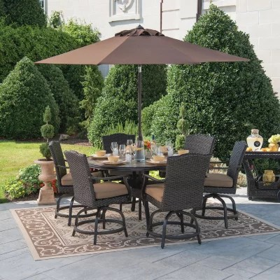 Members Mark Heritage Balcony Height Dining Set Review