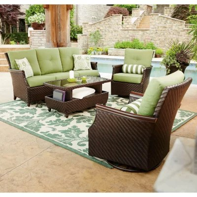 Members Mark Carnaby Deep Seating Set with Review