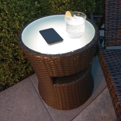 zero gravity chair with side table little tikes and chairs target speaker led light review - patio furniture sale 2014