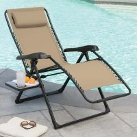 Memer's Mark Anti-Gravity Lounge Chair - Beige - Sam's Club