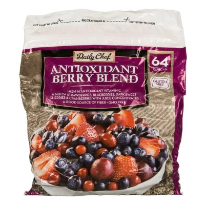 daily chef antioxidant berry