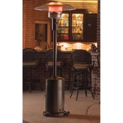 member s mark bronze patio heater