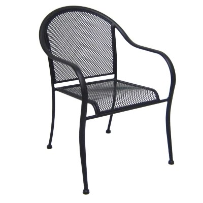 Bistro Chair Wrought Iron Commercial Bistro Chair