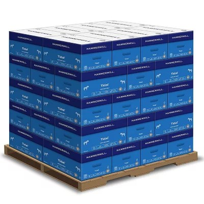 Hammermill  Tidal MP Copy Paper 20lb 92 Bright 812 x