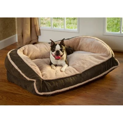long sofa pet cover super fire niosh report serta perfect sleeper pillowtop bed mocha sams ...
