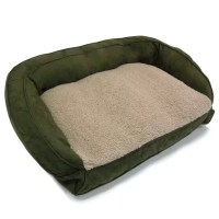 SERTAPEDIC Memory Foam Pet Bed - Green - Sam's Club