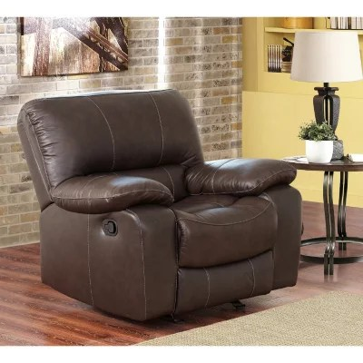 leather recliner chairs birthday chair cover dollar tree furniture sam s club riley top grain